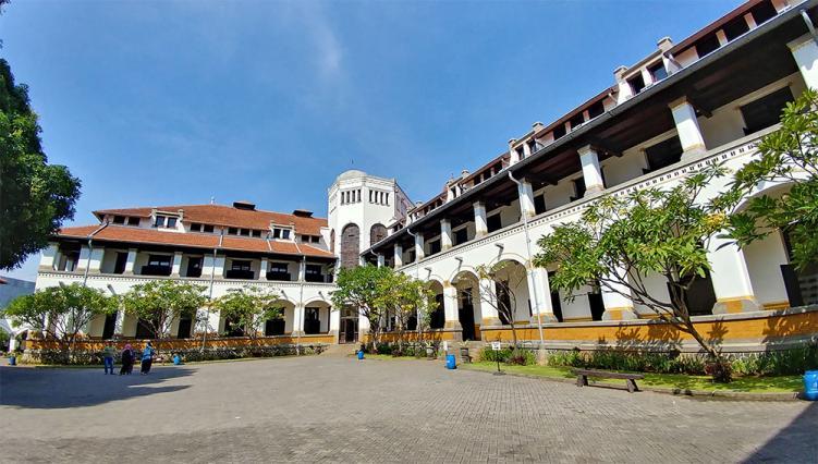 20 Tempat Wisata Di Semarang Populer Alvaro Transport