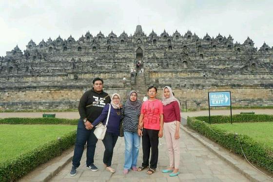 Candi Borobudur Sejarah Legenda Dan Mitos Alvaro