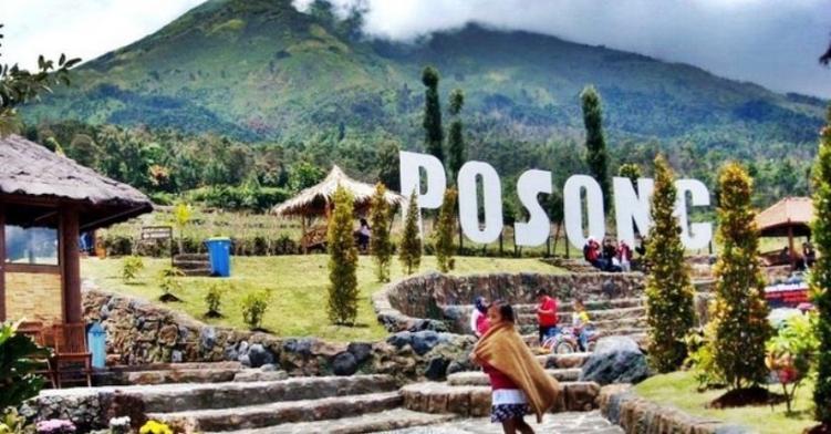 Wisata Alam Posong Di Temanggung Jawa Tengah Alvaro Transport